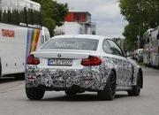 Spy Shots: 2016 BMW M2 Looks Great in White - image 555018