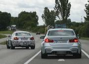 Spy Shots: 2016 BMW M2 Looks Great in White - image 555019