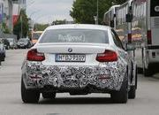 Spy Shots: 2016 BMW M2 Looks Great in White - image 555011