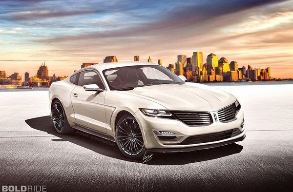 2016 Lincoln Mk Coupe Concept Review Top Speed