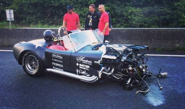 Why No 700hp In The Ff Roadster