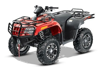 2014 Arctic Cat 550 Limited Exterior - image 554439