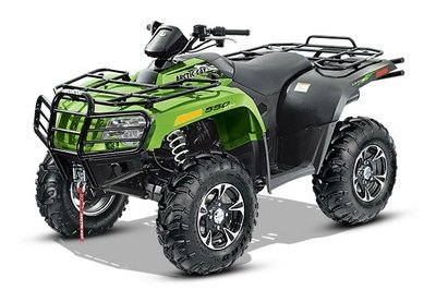 2014 Arctic Cat 550 Limited Exterior - image 554440