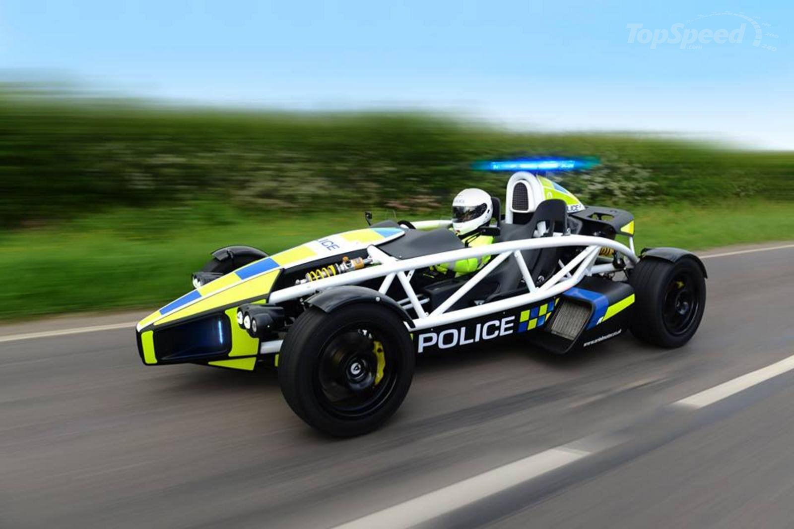 Ariel Cars Models Prices Reviews And News Top Speed Greenlight Series Premium 2014 Atom Police Car