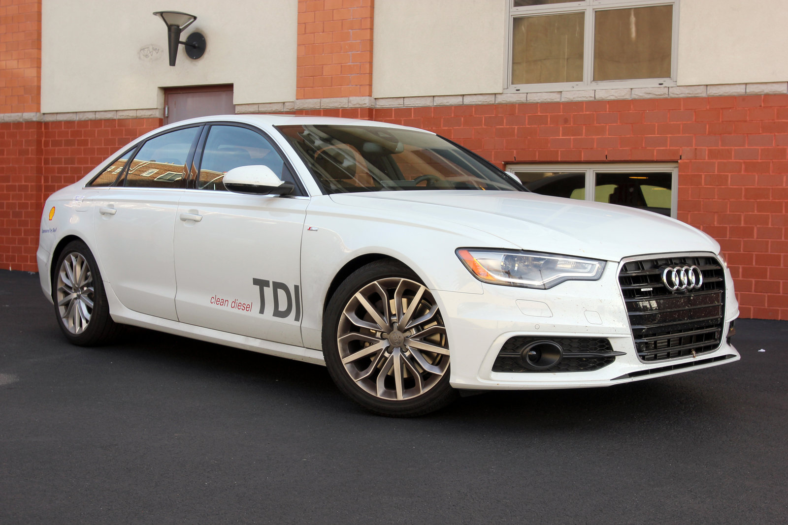 2014 audi a6 tdi driven review top speed. Black Bedroom Furniture Sets. Home Design Ideas