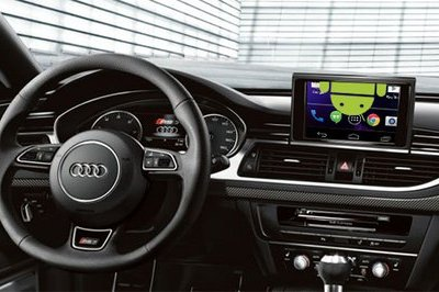 Audi Plans to Introduce Android Auto Connection Starting 2015