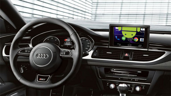 Audi Plans To Introduce Android Auto Connection Starting