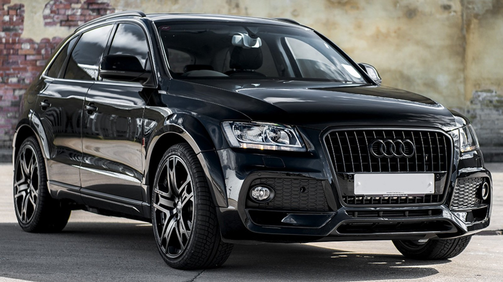 2014 audi q5 2 0 tdi quattro s tronic wide track by kahn. Black Bedroom Furniture Sets. Home Design Ideas