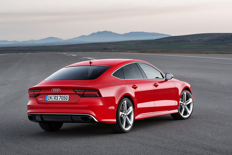 2015 - 2016 Audi RS7 High Resolution Exterior - image 554396