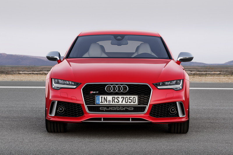 2015 - 2016 Audi RS7 High Resolution Exterior - image 554398
