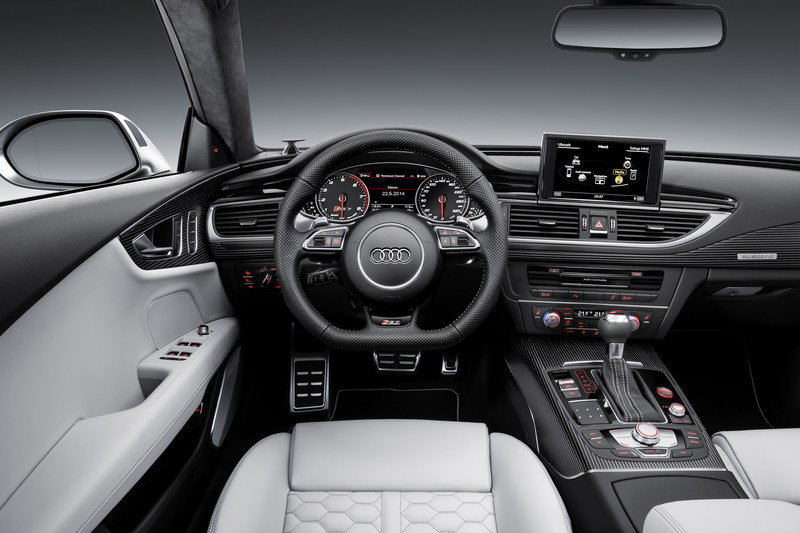 2015 - 2016 Audi RS7 Interior - image 554400