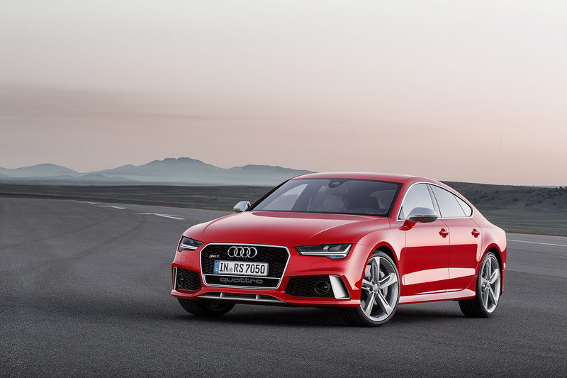 2015 - 2016 Audi RS7 High Resolution Exterior Wallpaper quality - image 554395