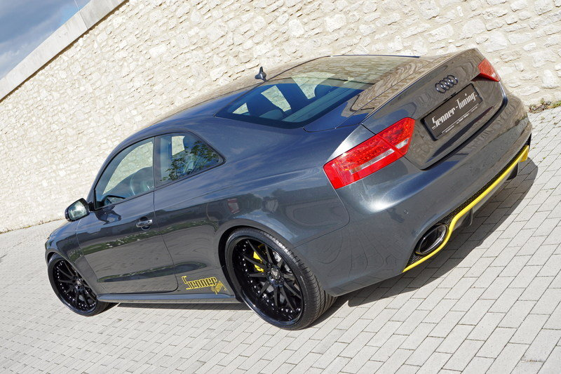 2014 Audi RS5 Coupe by Senner Tuning High Resolution Exterior - image 556594