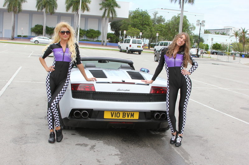 Beautiful Cars, Women, and Lambos Starting Fires: Day One of the Gumball 3000 Rally