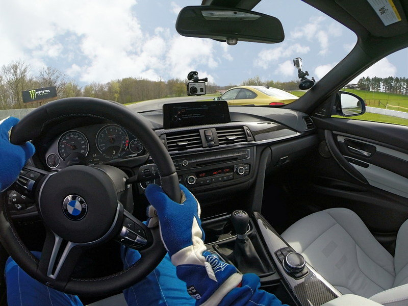 BMW Announces GoPro Connected Drive