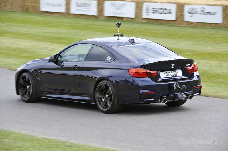 2015 BMW Individual M4 Coupe Pistonheads Edition High Resolution Exterior - image 557953