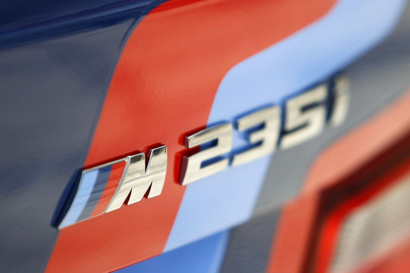 2014 BMW M235i Racing Nurburgring 24 Hours Edition Emblems and Logo Exterior - image 557239