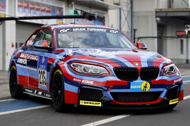 2014 BMW M235i Racing Nurburgring 24 Hours Edition