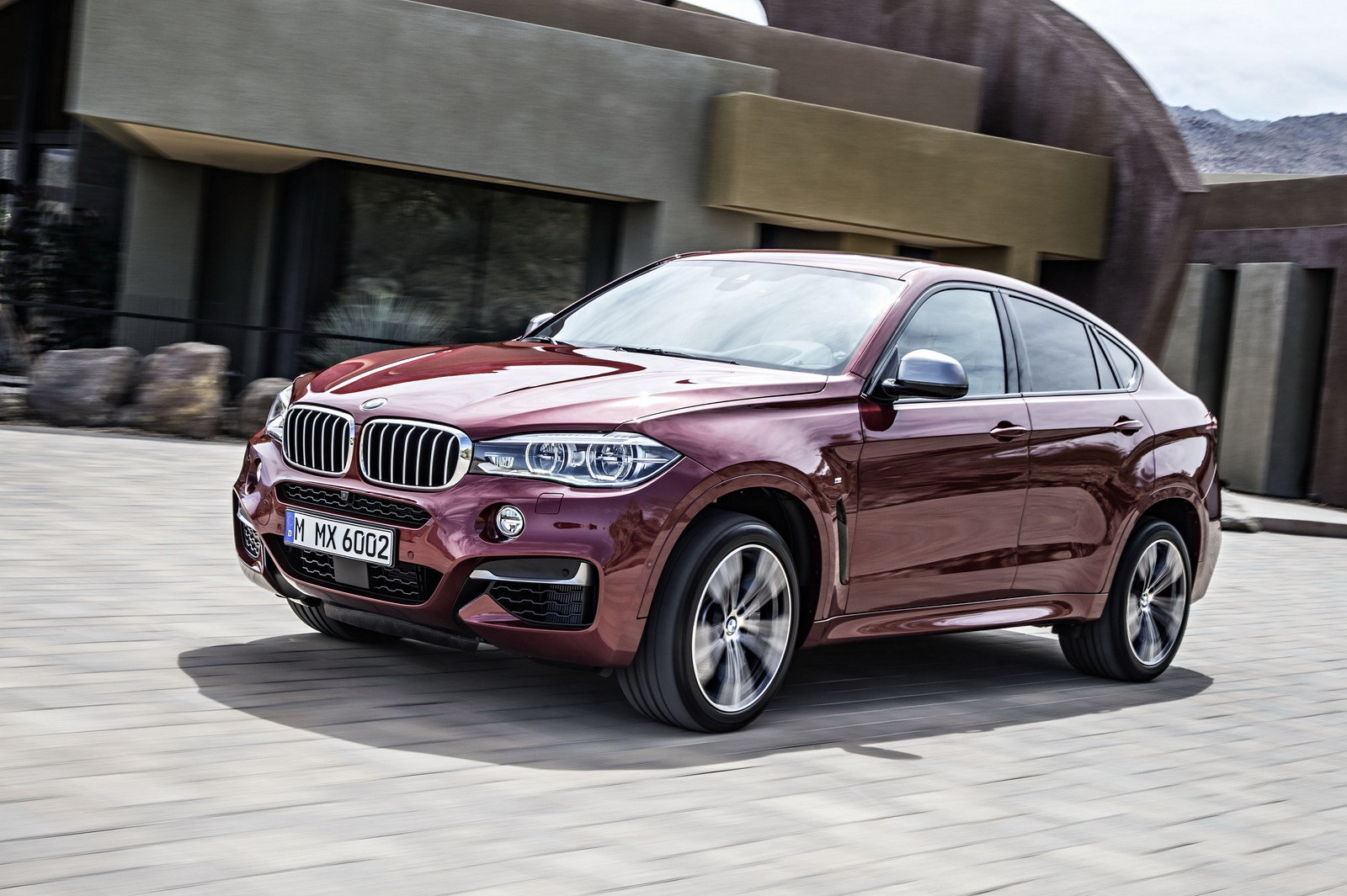 2015 bmw x6 m50d picture 555261 car review top speed. Black Bedroom Furniture Sets. Home Design Ideas