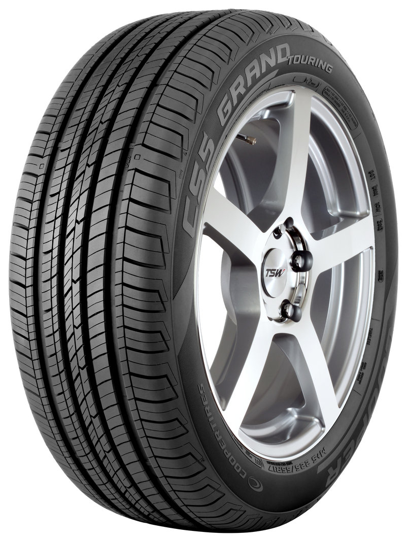 Cooper Tires Review >> Cooper Tires Cs5 Review Top Speed