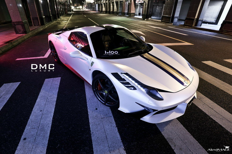 "2014 Ferrari 458 Italia ""MCC Edition"" By DMC Luxury"
