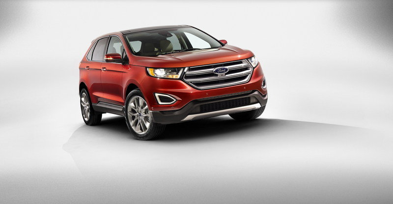 2015 Ford Edge High Resolution Exterior - image 557604