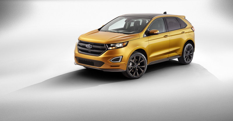2015 Ford Edge High Resolution Exterior - image 557595