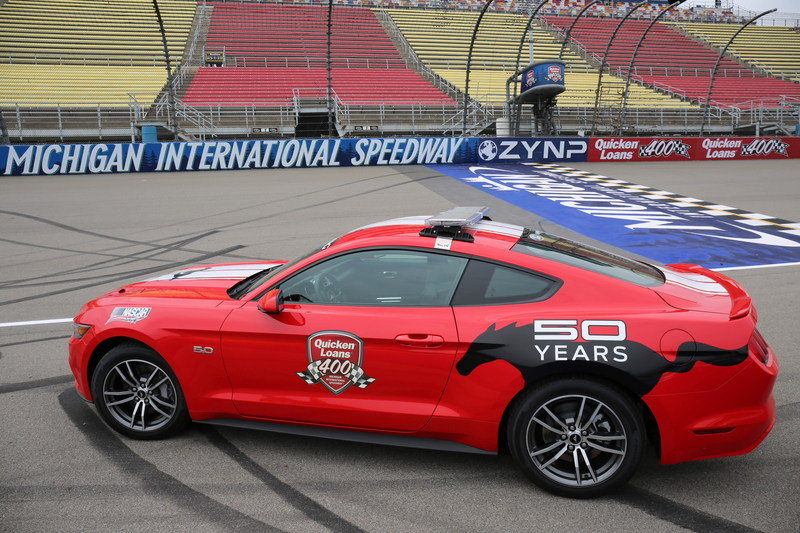 2015 Ford Mustang Pace Car High Resolution Exterior - image 555743
