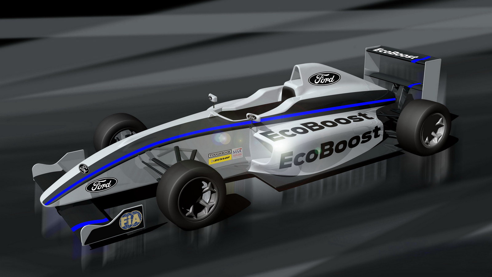 2015 Formula Ford Ecoboost Top Speed