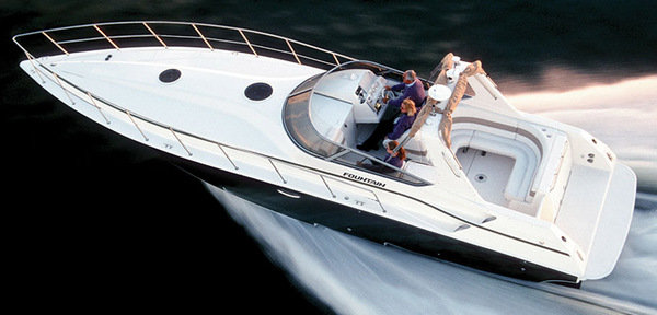 2014 Fountain 38 Express Cruiser Boat Review Top Speed