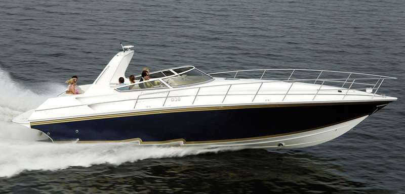 2014 Fountain 38 Express Cruiser