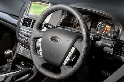 2015 Ford Fpv Gt F Top Speed