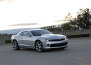 GM Recalls all Current Generation Chevrolet Camaro Models - image 556007