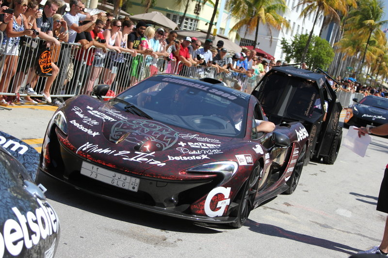 Gumball 3000 Day Two -