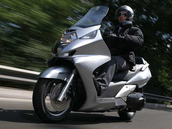 2014 Honda Silver Wing Picture 558012 Motorcycle