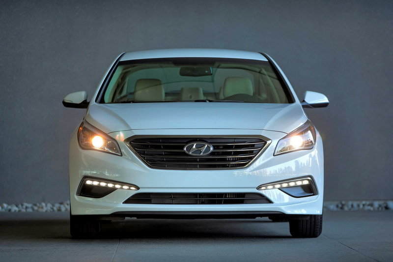 2015 Hyundai Sonata Eco High Resolution Exterior - image 557152