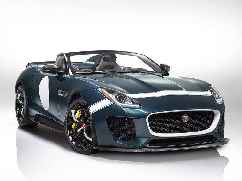 2015 Jaguar F-Type Project 7 High Resolution Exterior - image 557517