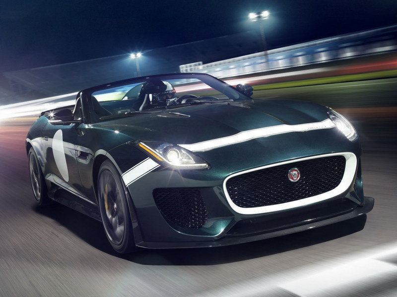 2015 Jaguar F-Type Project 7 High Resolution Exterior - image 557508