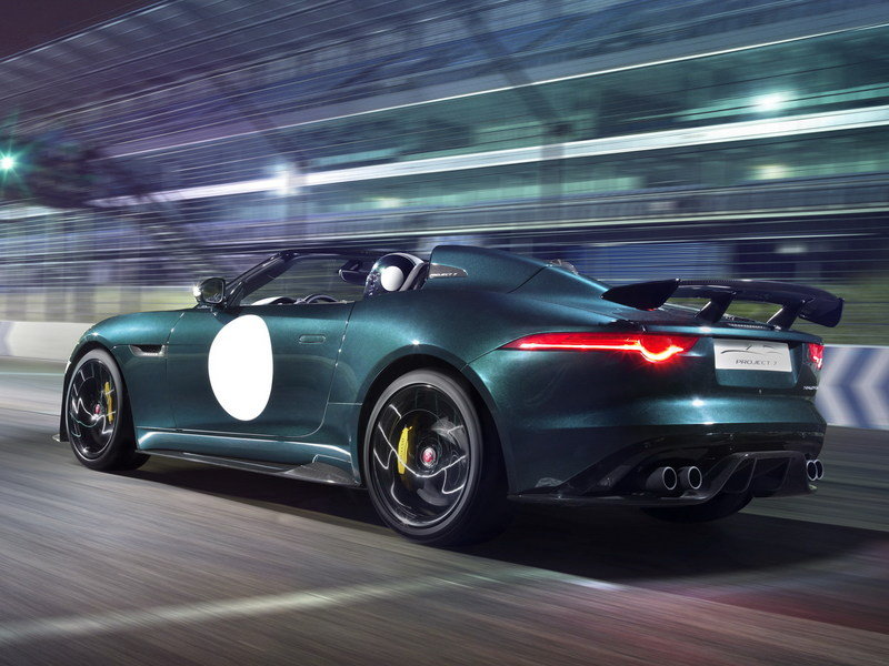 2015 Jaguar F-Type Project 7 High Resolution Exterior - image 557509