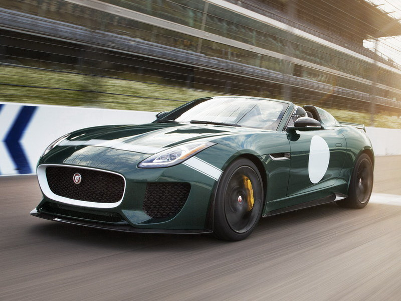 2015 Jaguar F-Type Project 7 High Resolution Exterior - image 557510