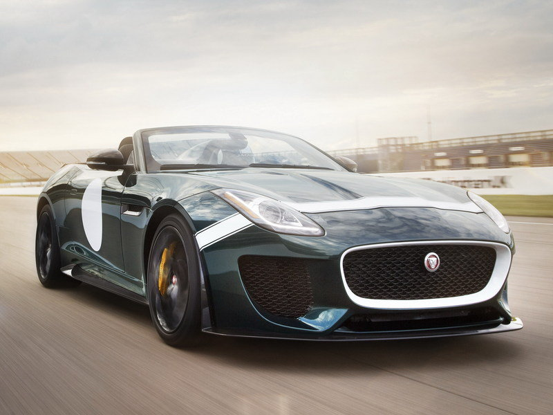 2015 Jaguar F-Type Project 7 High Resolution Exterior - image 557512