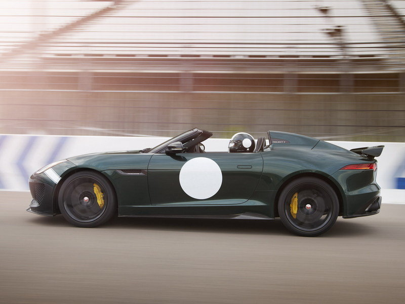 2015 Jaguar F-Type Project 7 High Resolution Exterior - image 557513