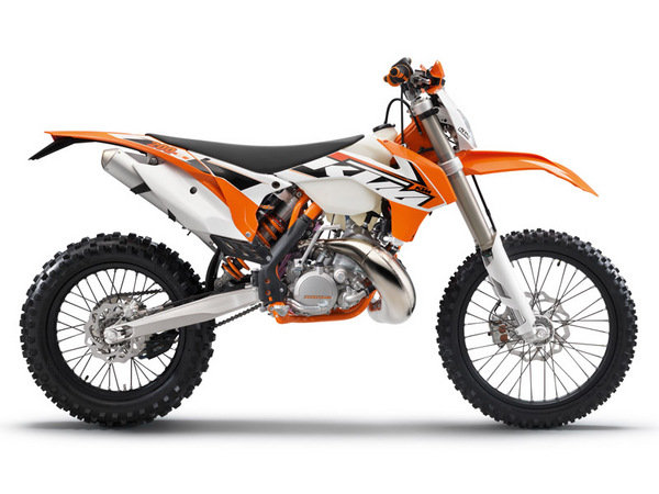 2015 ktm 200 exc review - top speed