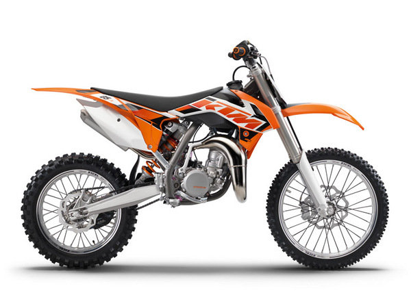 2015 ktm 85 sx review - top speed