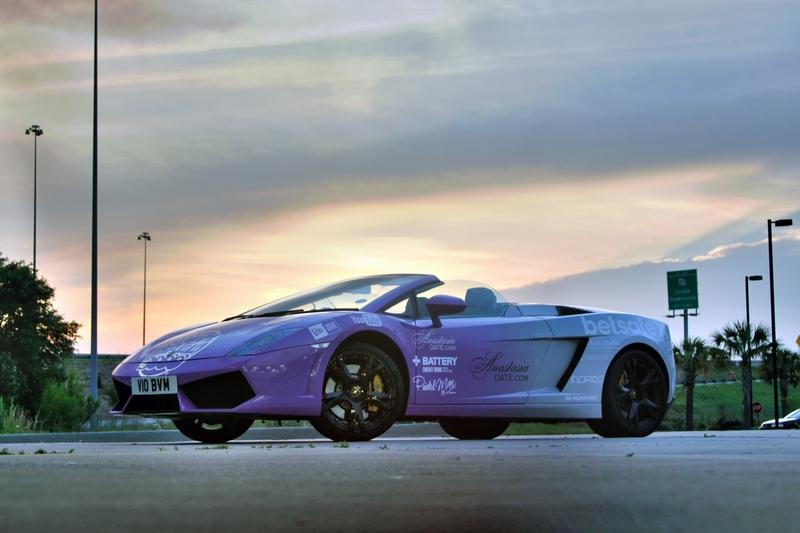 2010 Lamborghini Gallardo LP560-4 Spyder - Driven