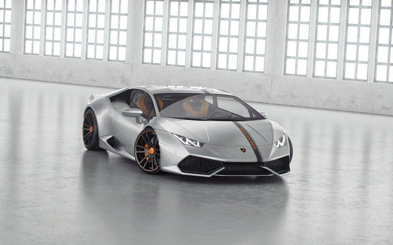 2015 Lamborghini Huracan LP850-4 Lucifero By Wheelsandmore High Resolution Exterior Wallpaper quality - image 554631