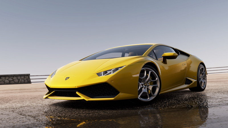 Lamborghini Huracan Is The Hero Car For Forza Horizon 2