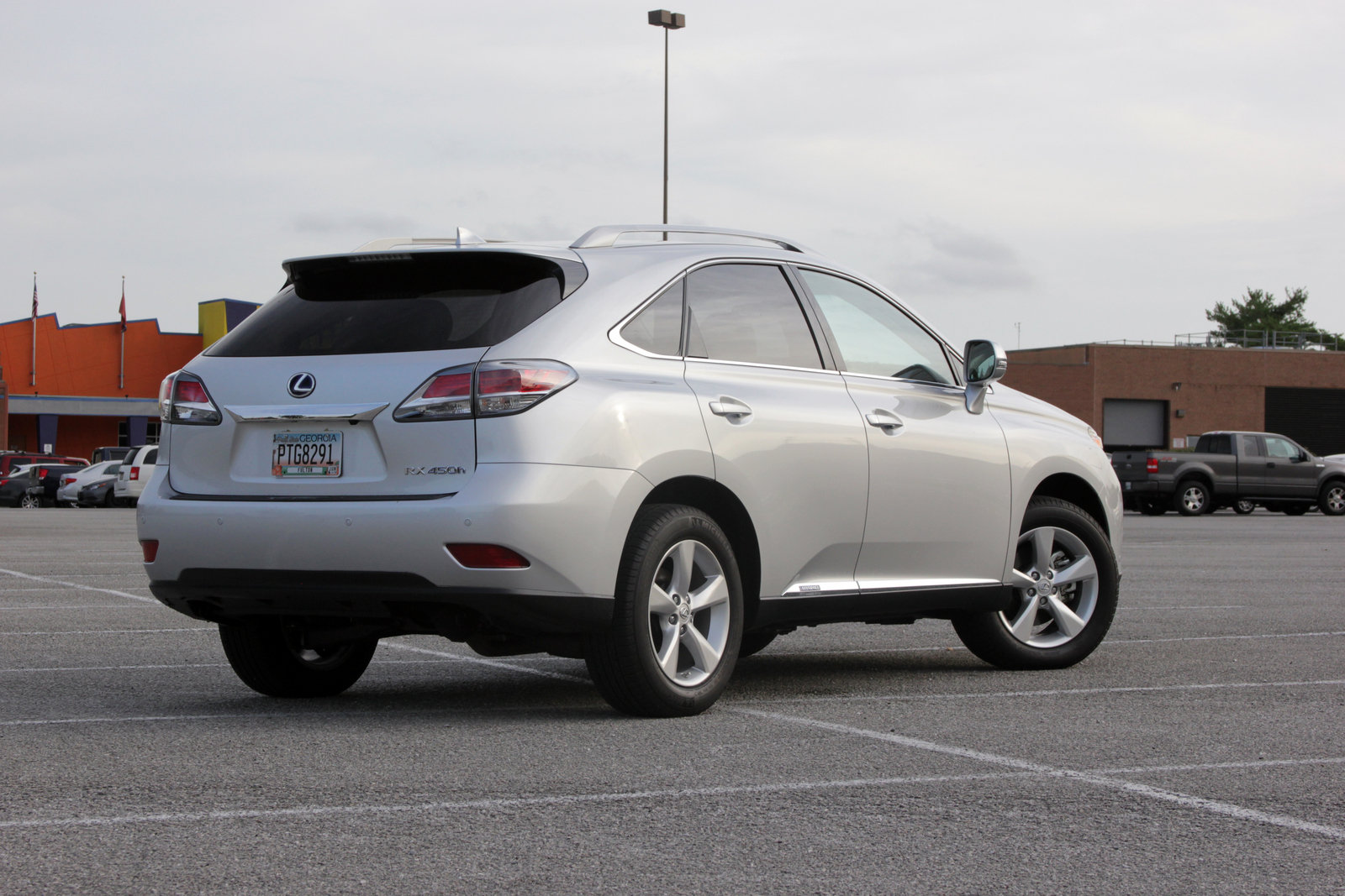 2015 lexus rx 450h driven picture 558298 car review top speed. Black Bedroom Furniture Sets. Home Design Ideas