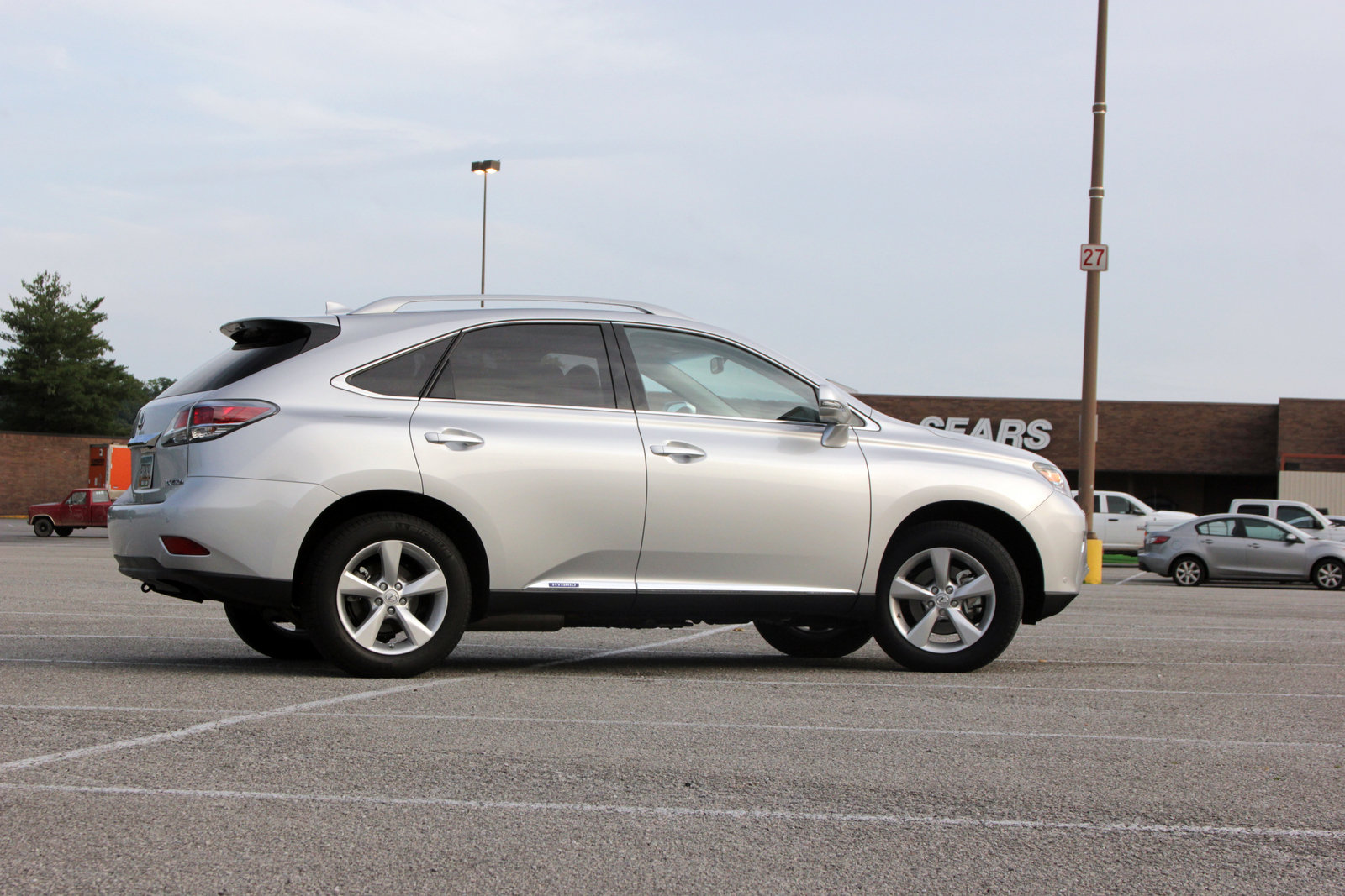 2015 lexus rx 450h driven picture 558300 car review top speed. Black Bedroom Furniture Sets. Home Design Ideas