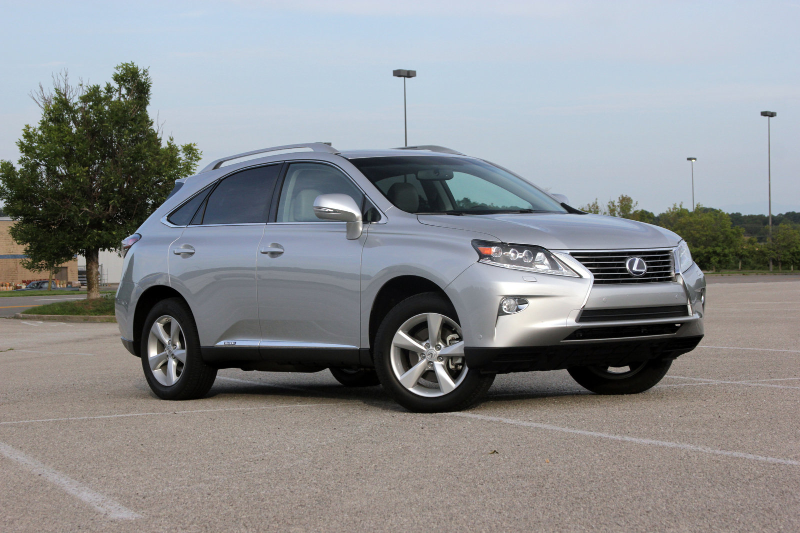 2015 lexus rx 450h driven picture 558303 car review top speed. Black Bedroom Furniture Sets. Home Design Ideas
